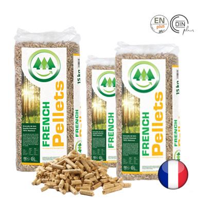 Granul s de bois d couvrez nos prix int ressants sur les pellets et les b ches de bois - Granules de bois bricomarche ...